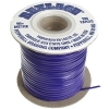 Vinyl Lacing Flat 100yds Purple